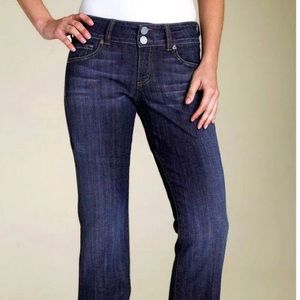 Kut from Kloth Stretch Bootcut Back Flap Pocket